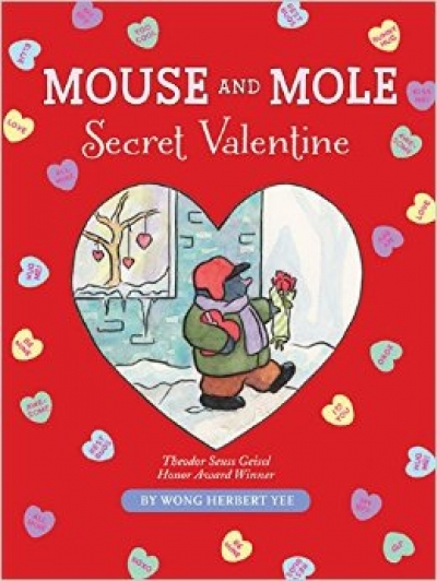Mouse And Mole Secret Valentine