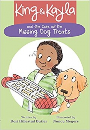 King And Kayla: And The Case Of The Missing Dog Treats