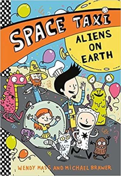 Space Taxi: Aliens On Earth