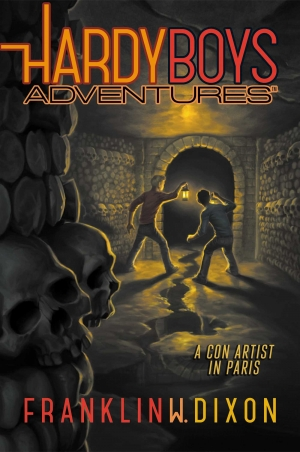 Hardy Boys Adventures: A Con Artist In Paris (Series)