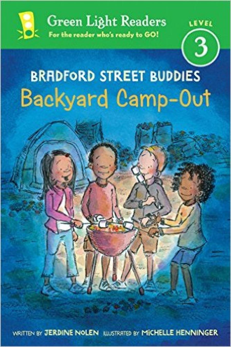 street buddies backyard camp out