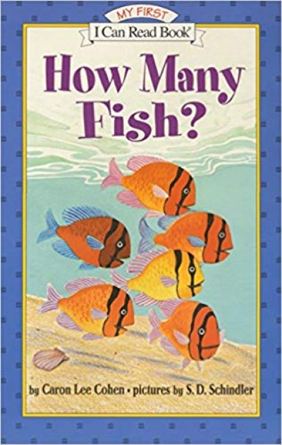 How Many Fish? by Caron Lee Cohen