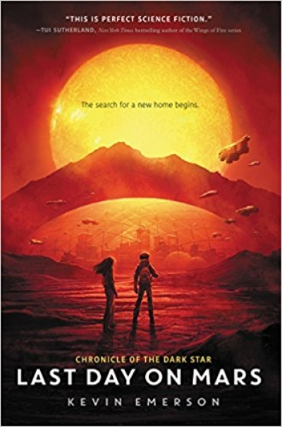 Chronicle Of The Dark Star: Last Day On Mars