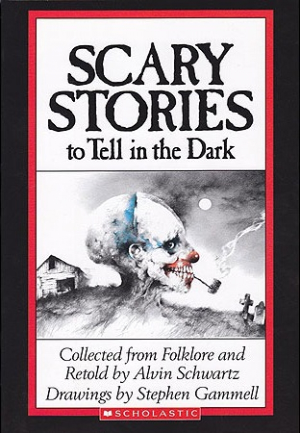 Scary Stories: To Tell In The Dark