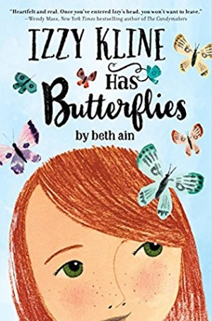 Izzy Kline Has Butterflies
