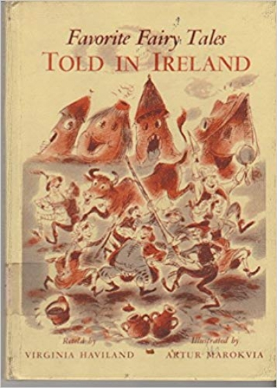 Favorite Fairy Tales: Told In Ireland