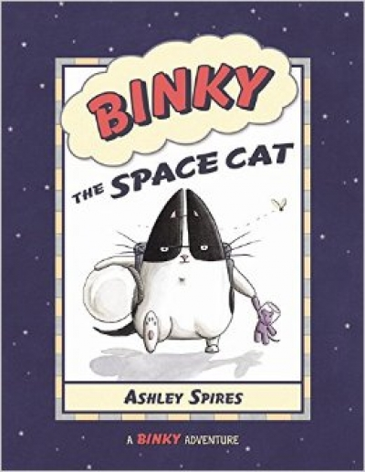 Blinky The Space Cat