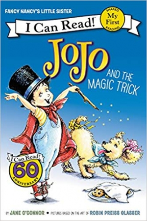 JoJo And The Magic Trick