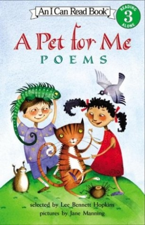 A Pet For Me Poems
